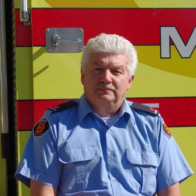 Paul Warkentine